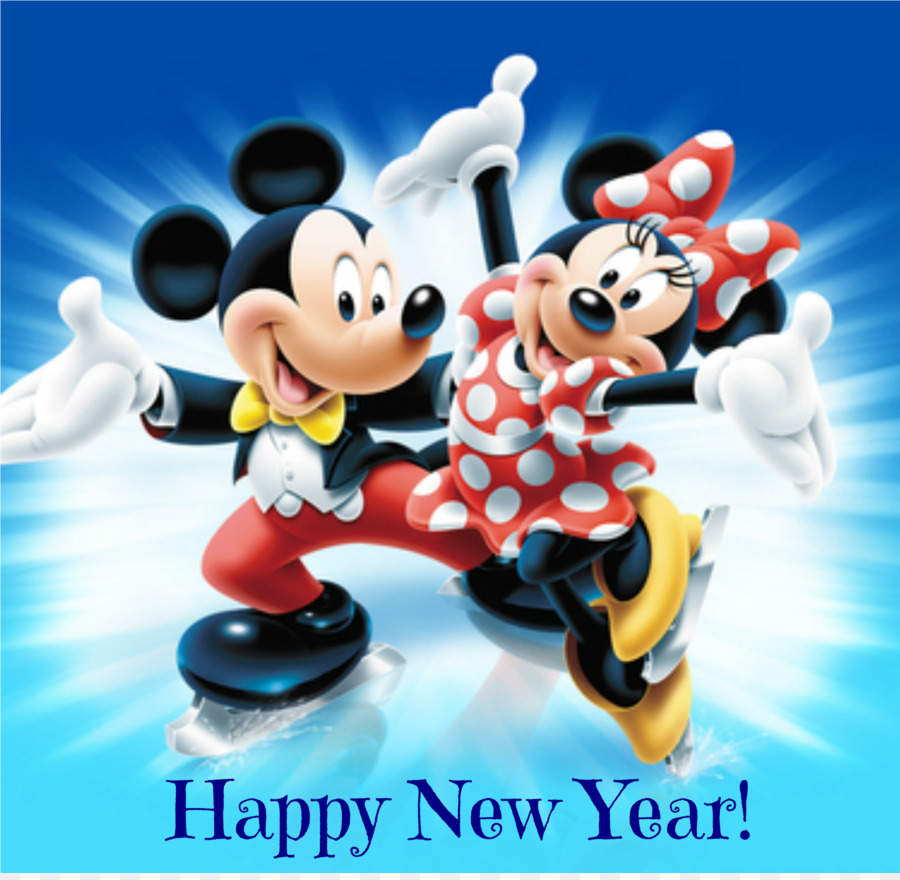 Happy new year disney clipart 6 » Clipart Station