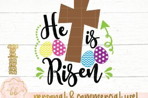 Image result for he is risen clipart