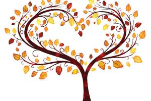 heart tree clipart 6