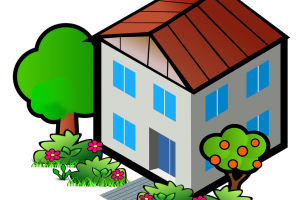 house background clipart 1