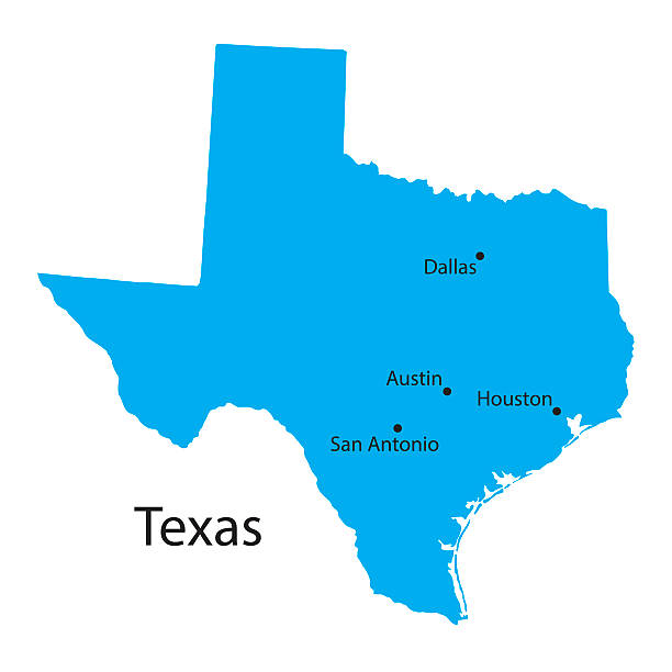 Houston On Map Of Texas.Houston Texas Map Clipart 1 Clipart Station