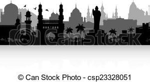 hyderabad clipart