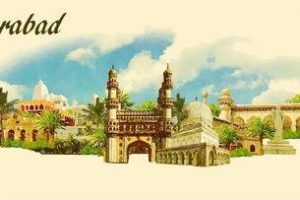 hyderabad clipart 7