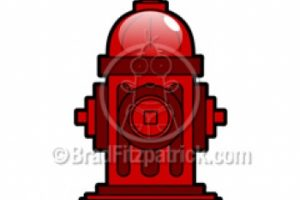 hydrant clipart 5