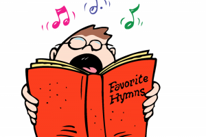 hymns clipart 2