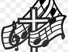 hymns clipart 3