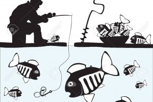 ice fishing clipart 6
