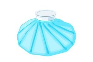 ice pack clipart