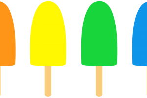 ice pops clipart 1