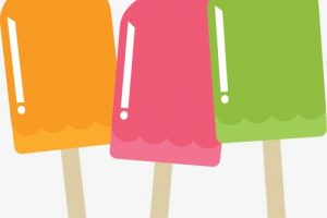 ice pops clipart 6