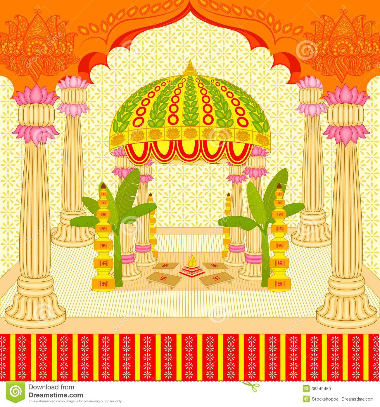 Indian Wedding Clipart Vector Free Download 3 Clipart Station