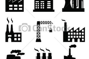 industries clipart 3