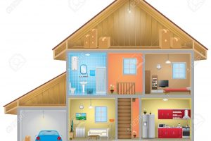 inside house clipart 5