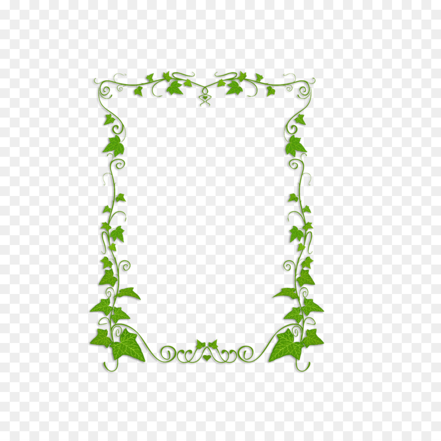 Ivy Border Clipart 4 Clipart Station
