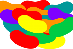 jelly beans clipart 5