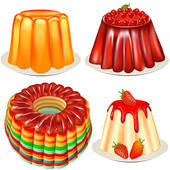 jelly clipart 2