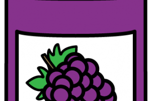 jelly clipart 3