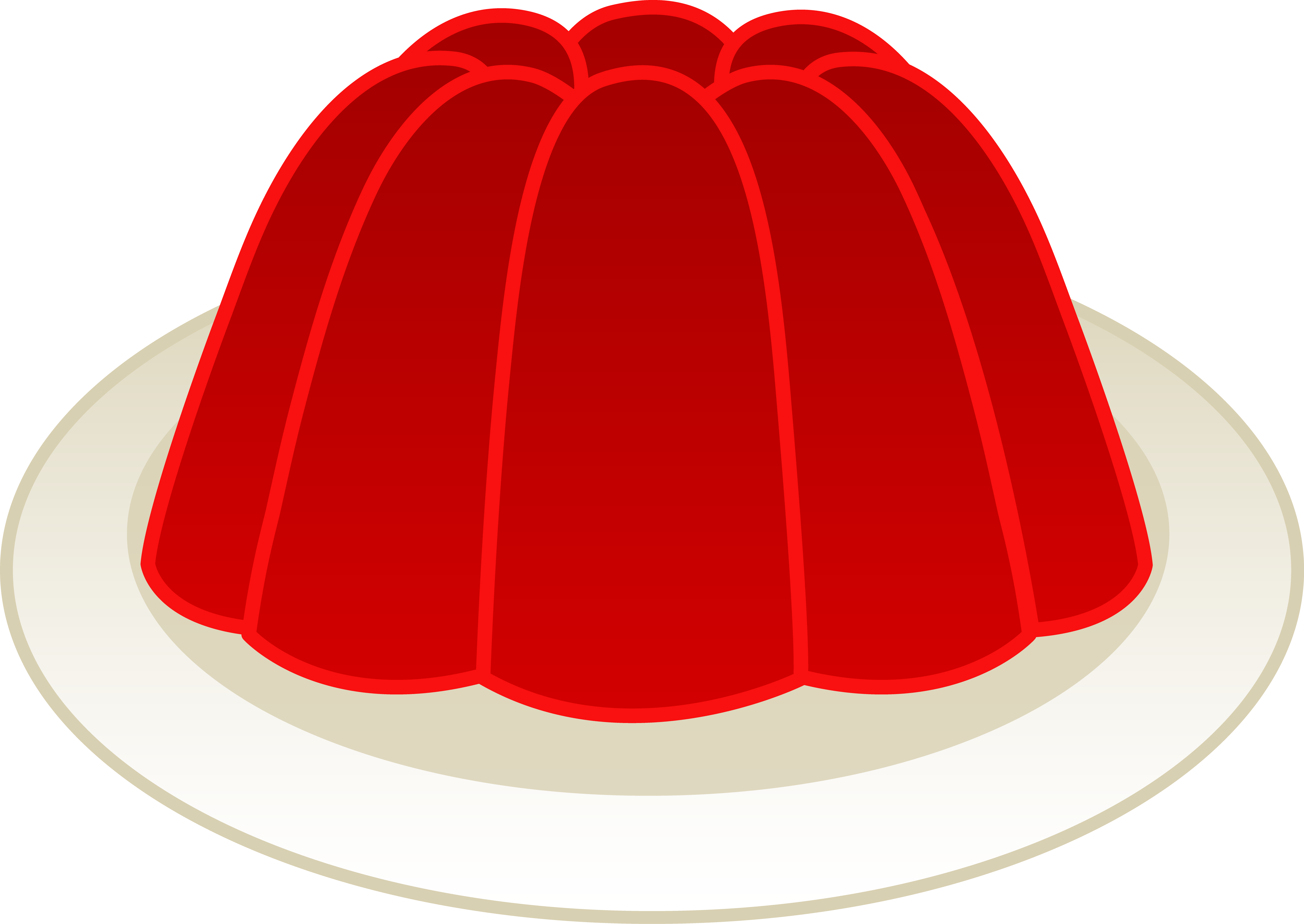 jelly clipart 4
