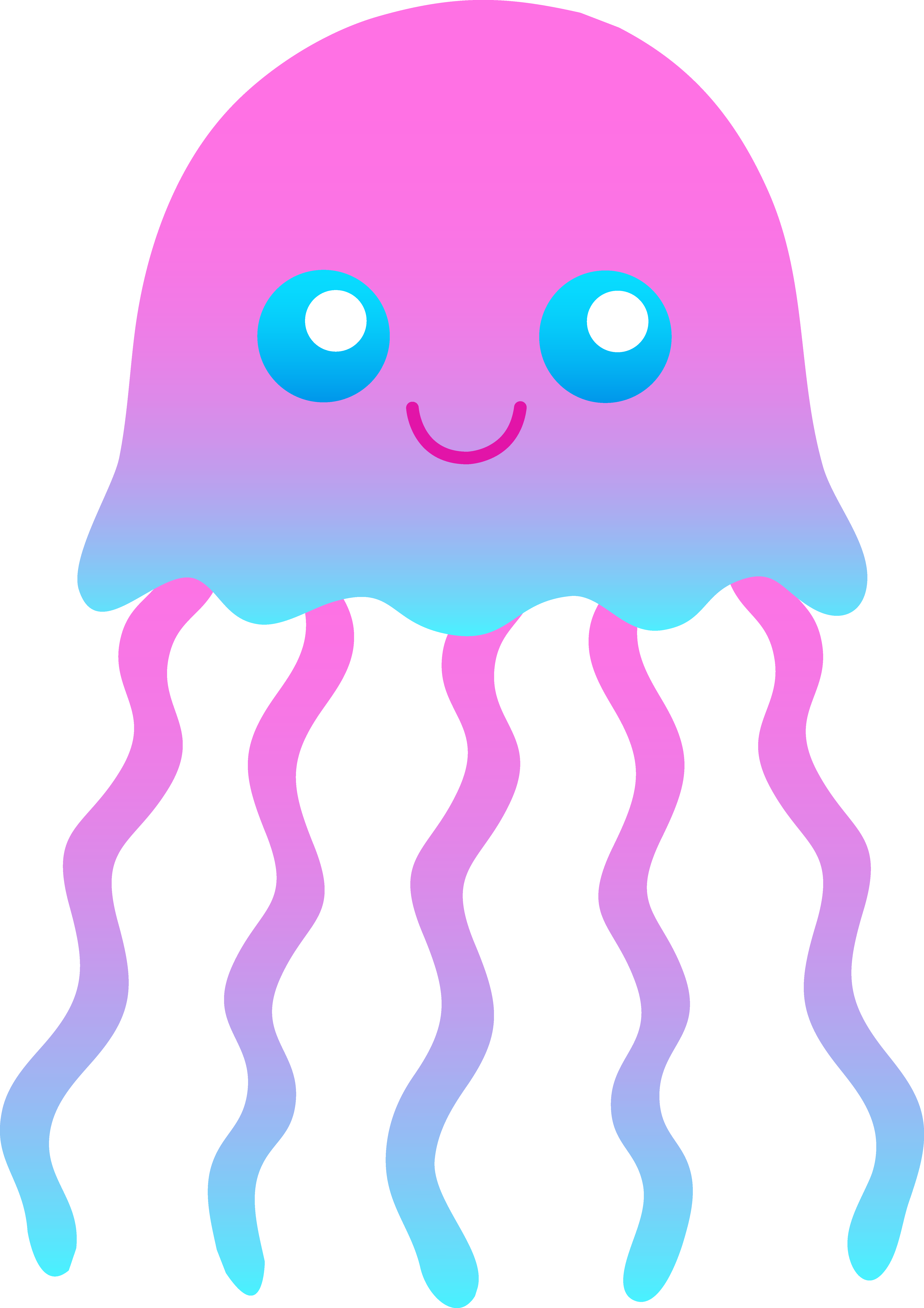jellyfish clipart png 1