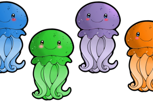 jellyfish clipart png