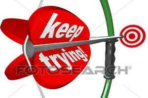 keep trying clipart 8