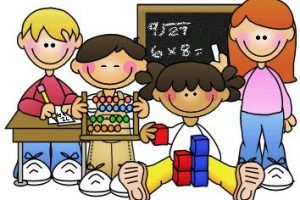 kindergarten math clipart 1