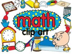 kindergarten math clipart 4