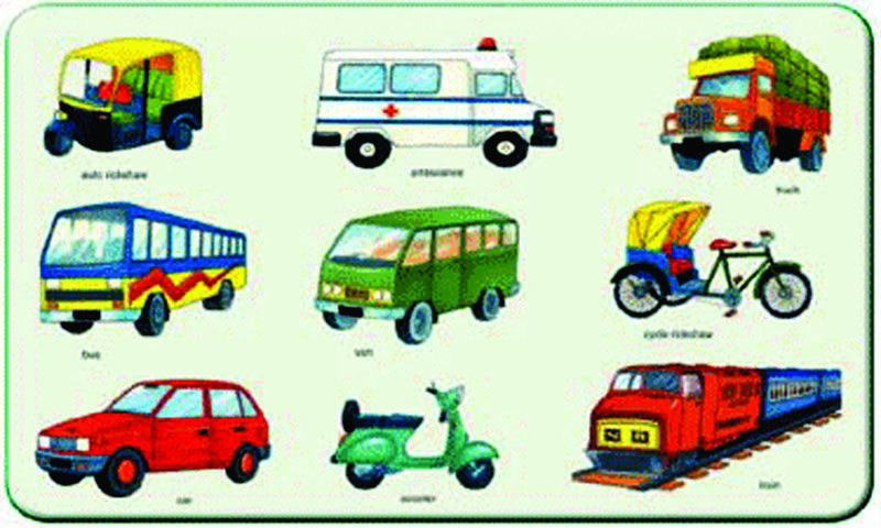 Land Transport Clipart 9 » Clipart Station