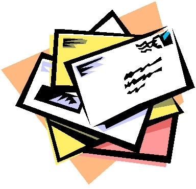 Letter Clipart Letter Clipart Mail Letter Pencil And In Color ...