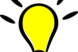 light bulb clipart no background 5
