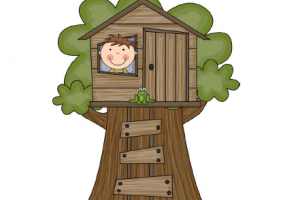 Magic Tree House Clipart 4 Clipart Station