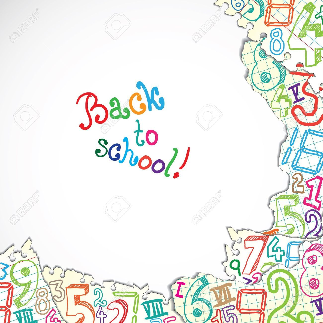 Math Background Clipart 6 Clipart Station