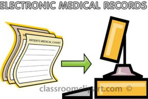 medical record clipart 5