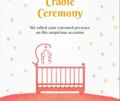 naming ceremony clipart