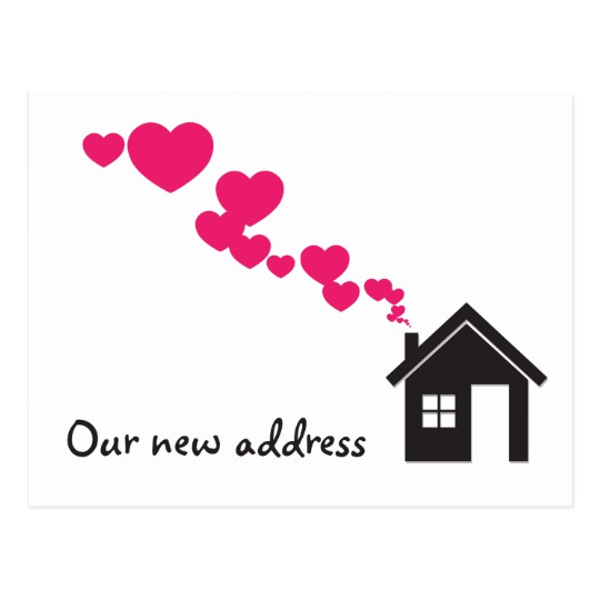 New Address Cliparts png images   PNGEgg