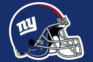 ny giants helmet logo Inspirational 3x5ft New York Giants flag Outdoor flag Helmet Logo Banner in Flags