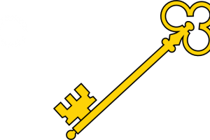 old fashioned key clipart 2