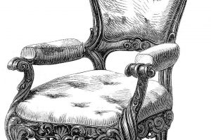 old furniture clipart 3