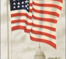 old glory clipart 2