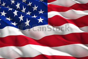 old glory clipart 8
