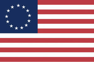 old glory clipart
