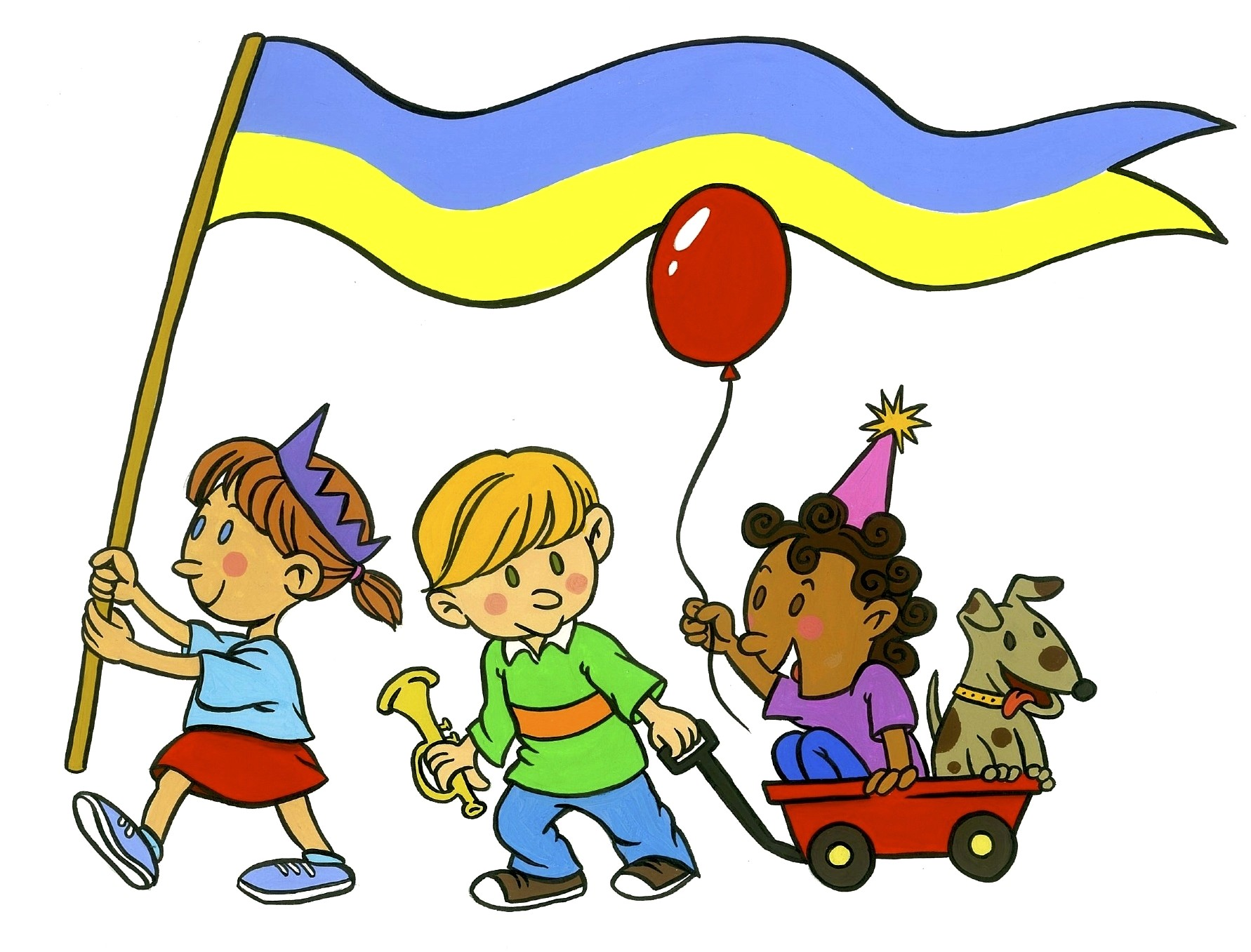 Image result for parade clip art