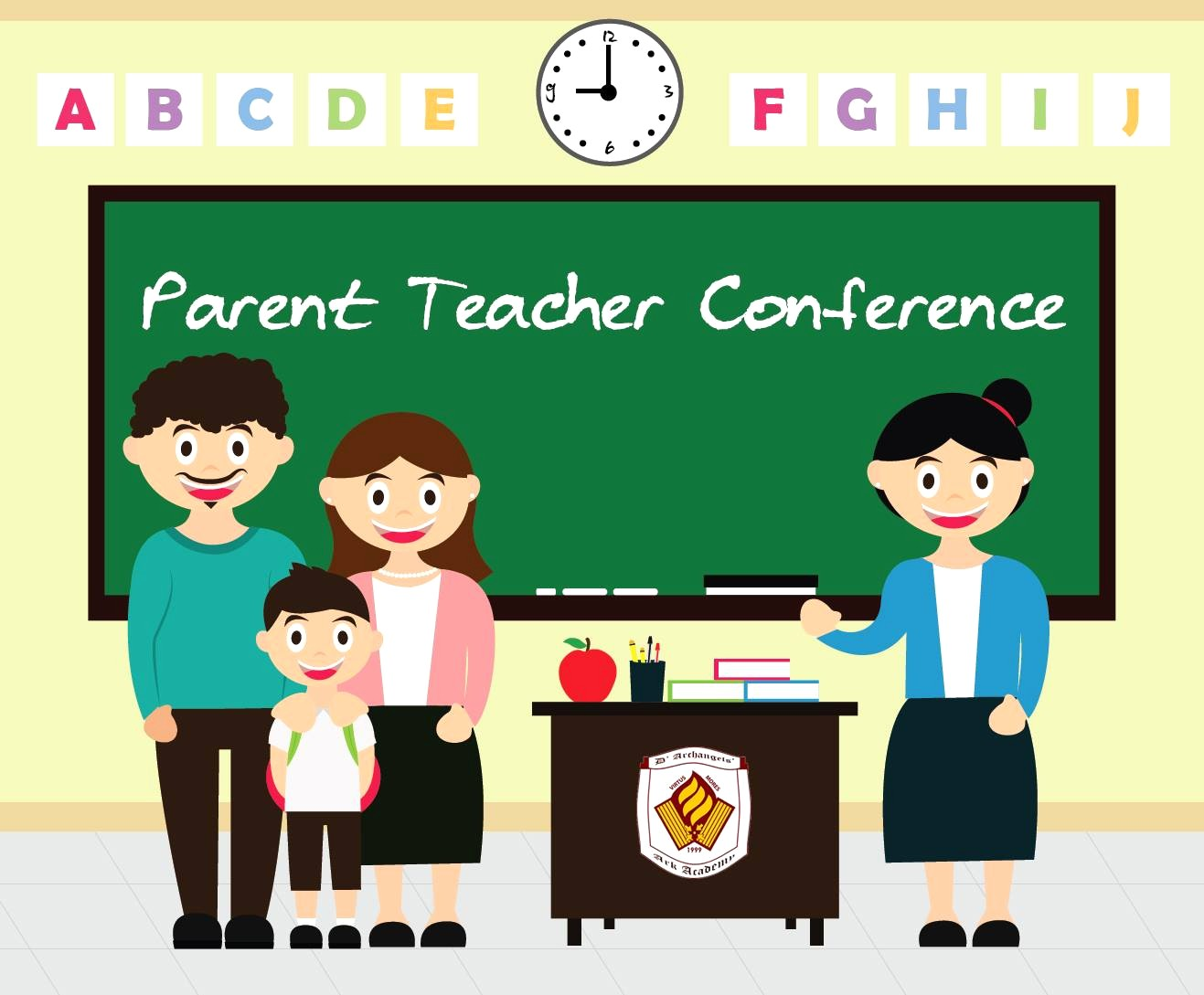 Image result for parent teacher conferences clipart