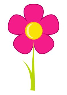 Picture of flower clipart 1 » Clipart Station