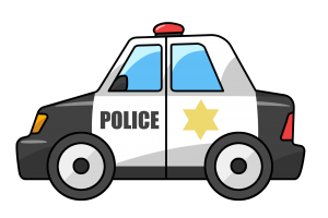 police vehicle clipart 1