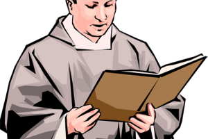 priester clipart 1
