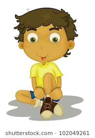 Put On Shoes Clipart 7 Clipart Station