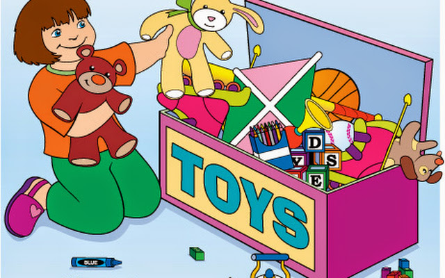 Putting away toys clipart 5 » Clipart Station