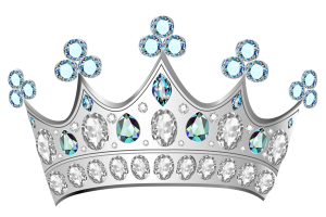 quinceanera crown clipart 2