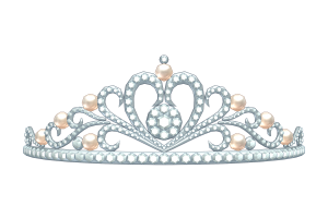 quinceanera crown clipart 3